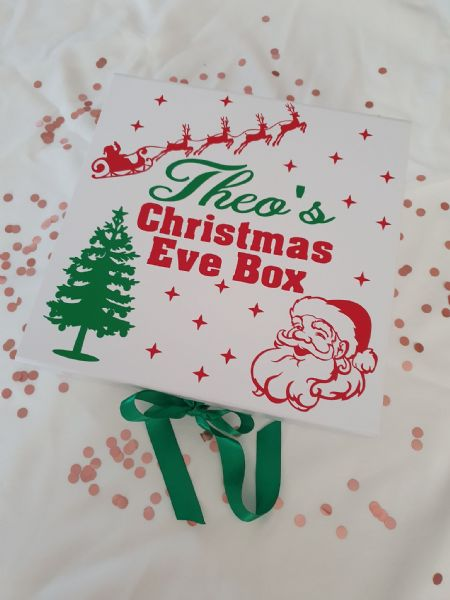 All About Christmas Personalised Christmas Eve Gift Box